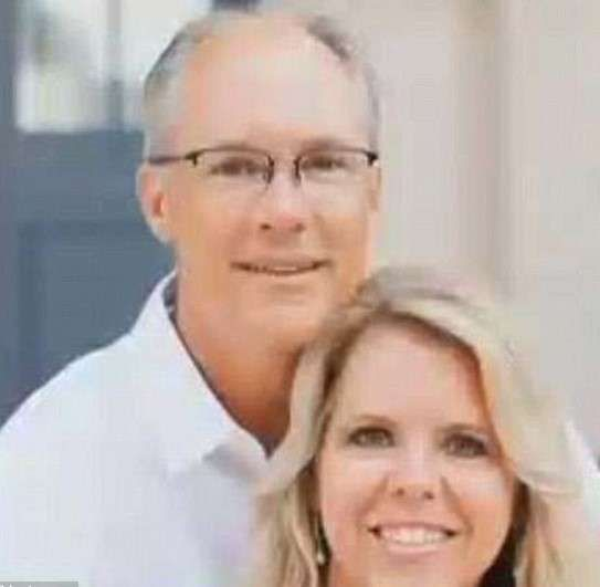 Rob Forrest and his wife Penny pictures,filed for divorce