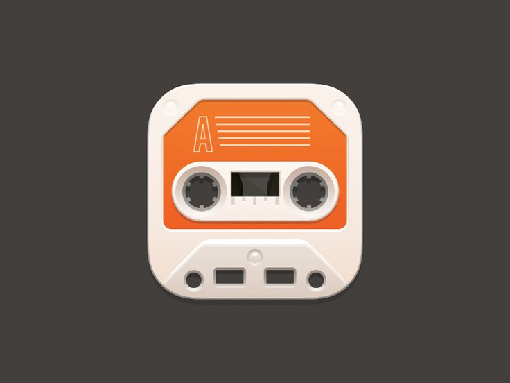 I like this vintage design for this app icon. Your taking a modern day device and turning it into a retro version. Vintage design in the modern world always interest me