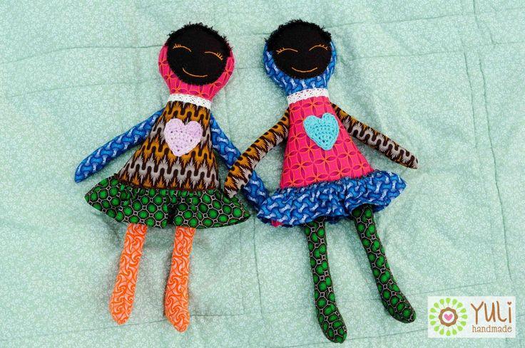 Laska Dolls by Yuli