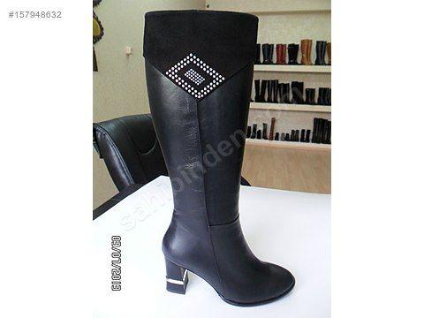 Alışveriş / Giyim & Aksesuar / Bayan / Ayakkabı / Çizme & Bot