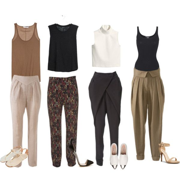 How to Wear Harem Pants – Sewing Blog | BurdaStyle.com