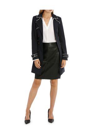 $100 navy coat