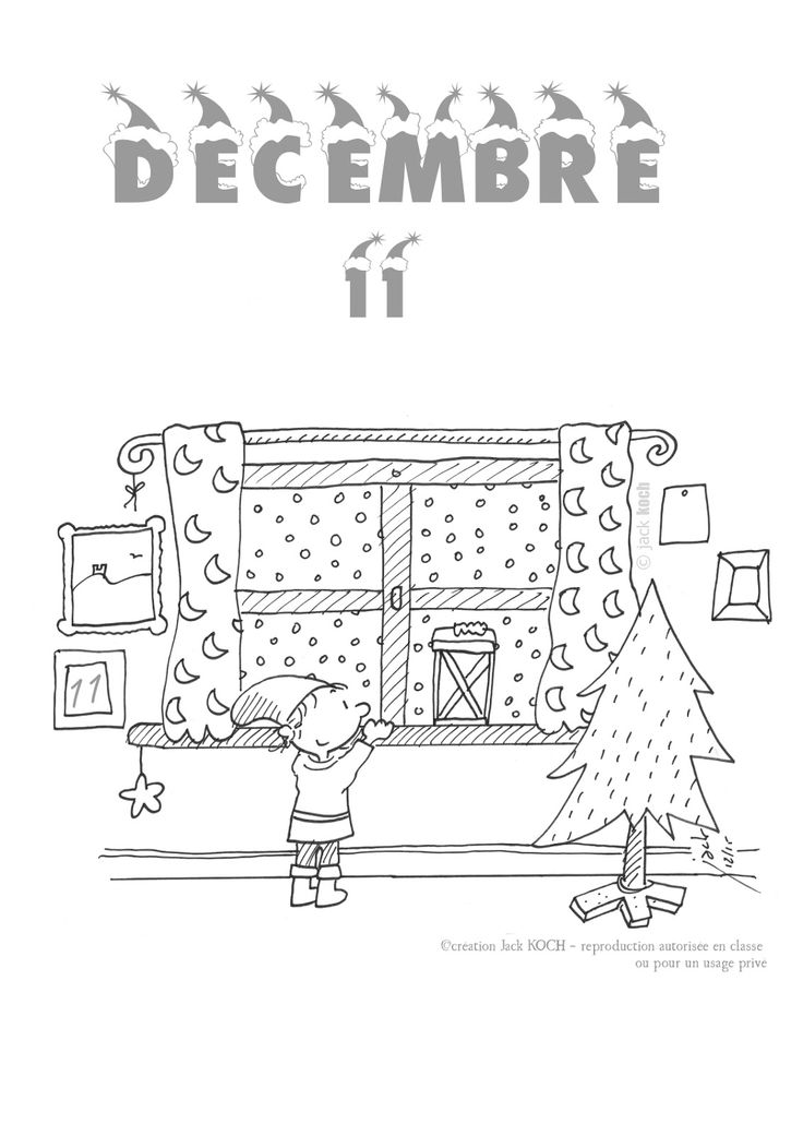 174 best Noël images on Pinterest Candles, Classroom and Index cards - Dessiner Maison D Gratuit