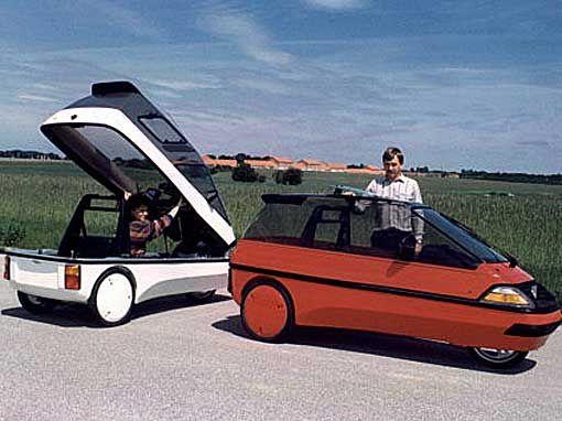 Elbilens vej fra Ellert til smart racerbil - All Items