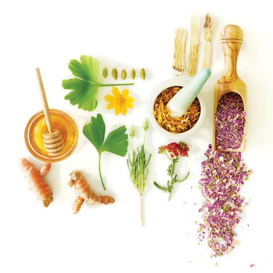 Natural Herbal Medicines for Common Health Problems - Health and Wellness - Mother Earth Living