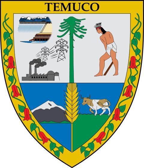 Escudo de la Ciudad de Temuco