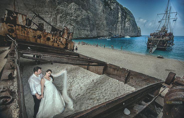 Wedding in Zakynthos / KYRIAKOS & YIOTA Wedding in Zakynthos / Shipwreck Cove     KYRIAKOS & YIOTA