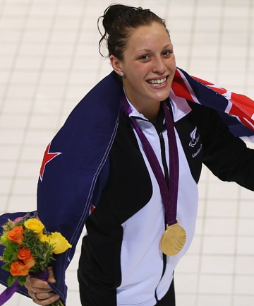 Sophie Pascoe NZ 3rd gold