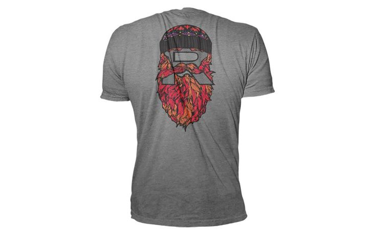 Lucas Parker Beard Shirt