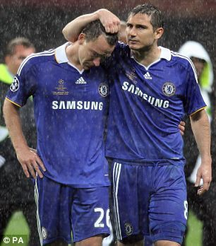 Terry & Lampard Legends Forever 014