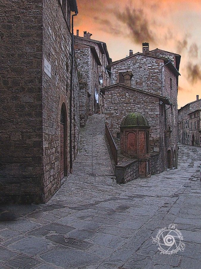 GUBBIO by AGOSTINO BRIENZA on 500px