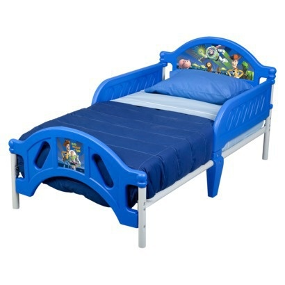 Delta Children's Products Toy Story Toddler Bed $ 57.59 now $ 51.83 Ends 06/2 (Look in Nursery Furniture)