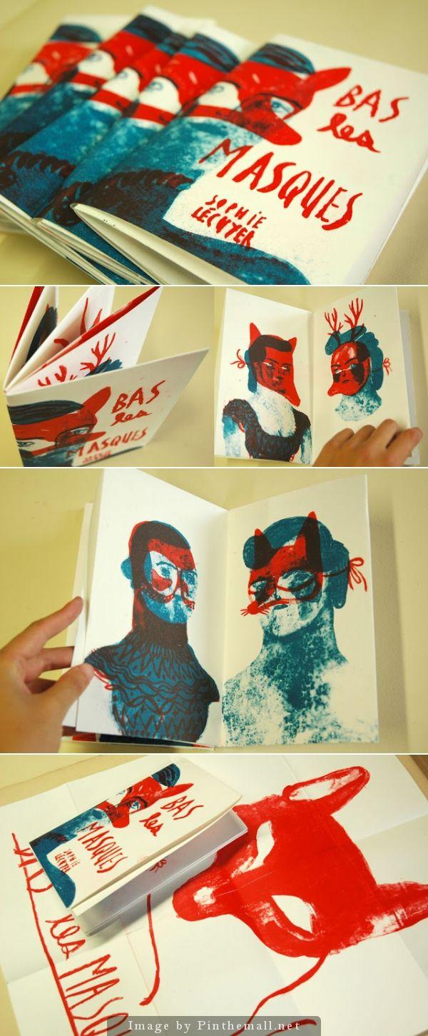 http://sophielecuyer.blogspot.fr/ Sophie Lecuyer - Bas les masques et haut les coeurs