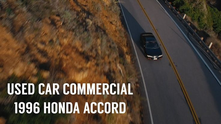 Used Car Commercial // 1996 Honda Accord - YouTube Luxury is a state of mind