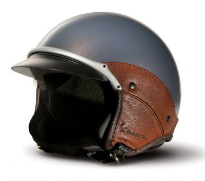 Equipement : casque Vespa Softouch Vintage - Casque - Equipement - Vespa - Caradisiac Moto - Caradisiac.com