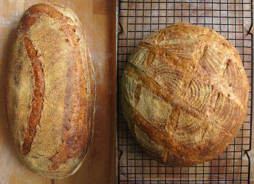 Chleb razowy pszenno-żytni - Bread J.Hamelman