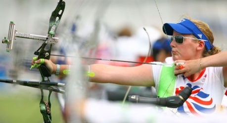 Archery competition - Olympics 2012
