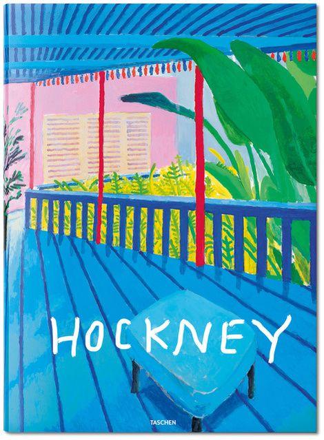 David Hockney | David Hockney. A Bigger Book (2016) | Available for Sale | Artsy