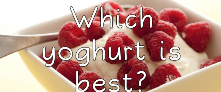 Which yoghurt is best?