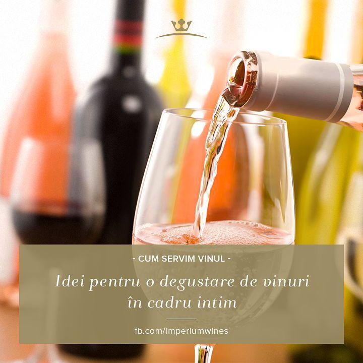 E sezonul petrecerilor și al timpului liber petrecut printre prieteni. Dacă te gândești să organizezi o degustare în cadru restrâns, iată câteva idei de folos: http://winefolly.com/tutorial/host-wine-tasting-party/