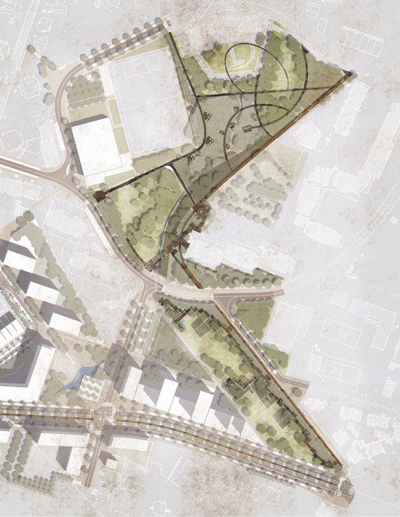 Foz do Douro Urban Park | Porto, Portugal | Laura Roldão e Costa #concept #PLAN