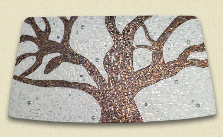 Mosaic Holm Oak