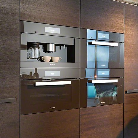 Miele inbouwkoffiemachine met maalsysteem CVA 6805 - Product in beeld - Startpagina voor keuken ideeën | UW-keuken.nl