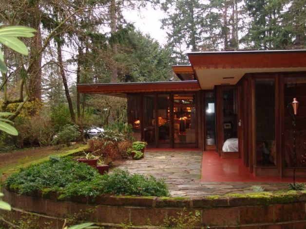 25 best ideas about usonian on pinterest usonian house for Usonian house plans for sale
