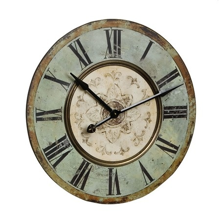 I pinned this Vienna Wall Clock from the Elegant Entryway event at Joss and Main!