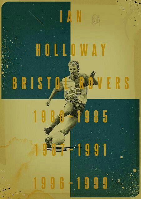 Ian Holloway of Bristol Rovers wallpaper.