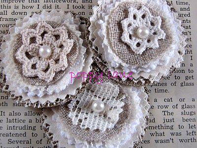 #crochet & #buttons