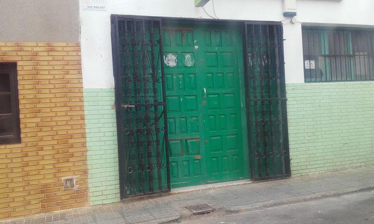 Garaje en la zona de Altavista