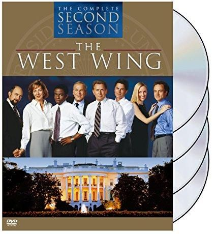 Martin Sheen & Bradley Whitford & Thomas Schlamme & Chris Misiano-The West Wing: Season 2