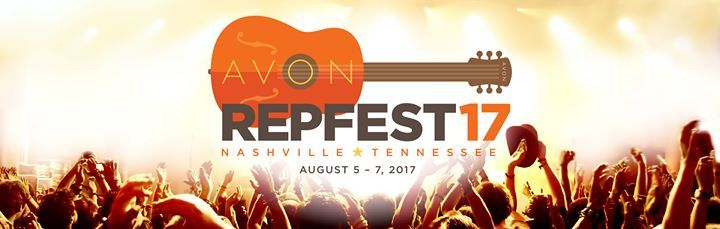 Learn what to expect & how you can join Avon's 2017 RepFest in Nashville, TN