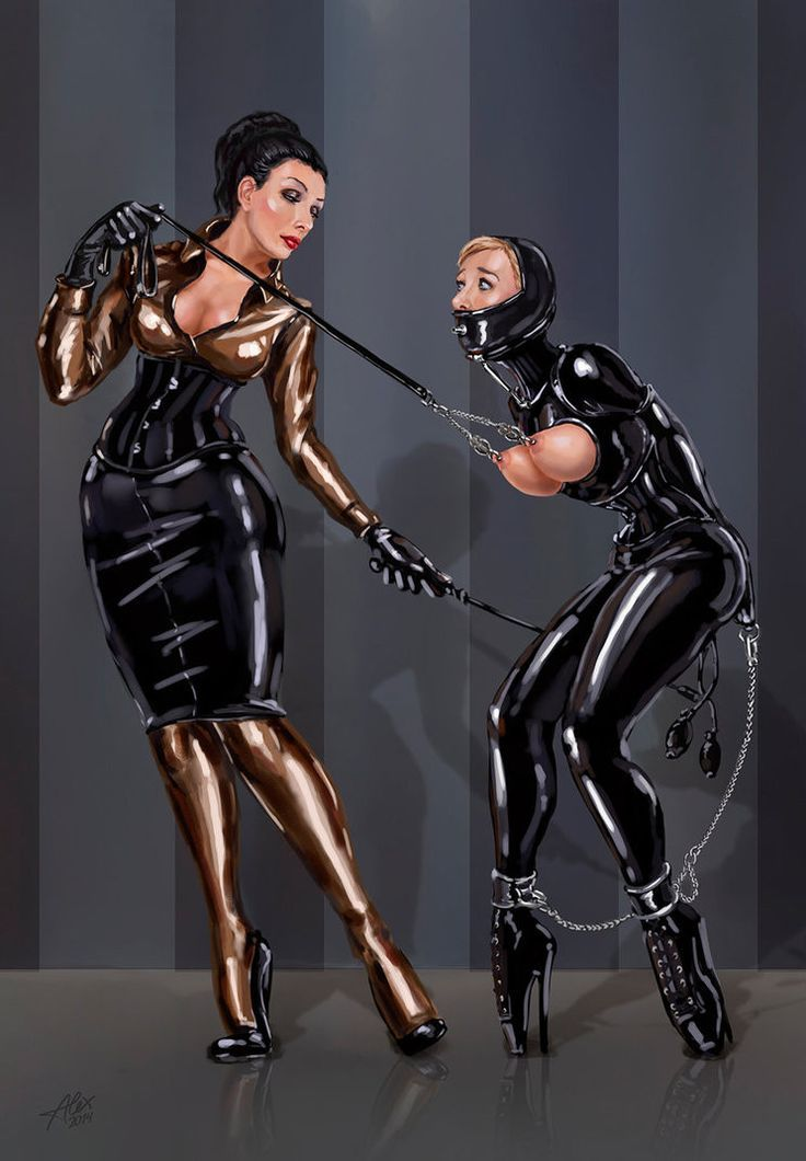 Erotic Fantasy - BDSM Art