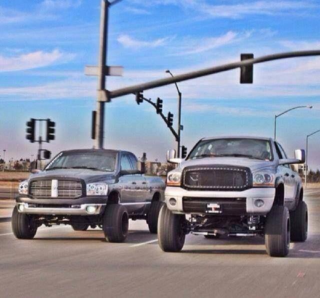 Lifted Dodge Ram Cummins Diesel Performance Truck - Diesel Truck Gallery