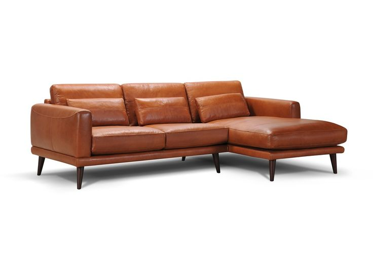 Bowen 2.5 Seater + SHORT Chaise Lounge Suite RHF