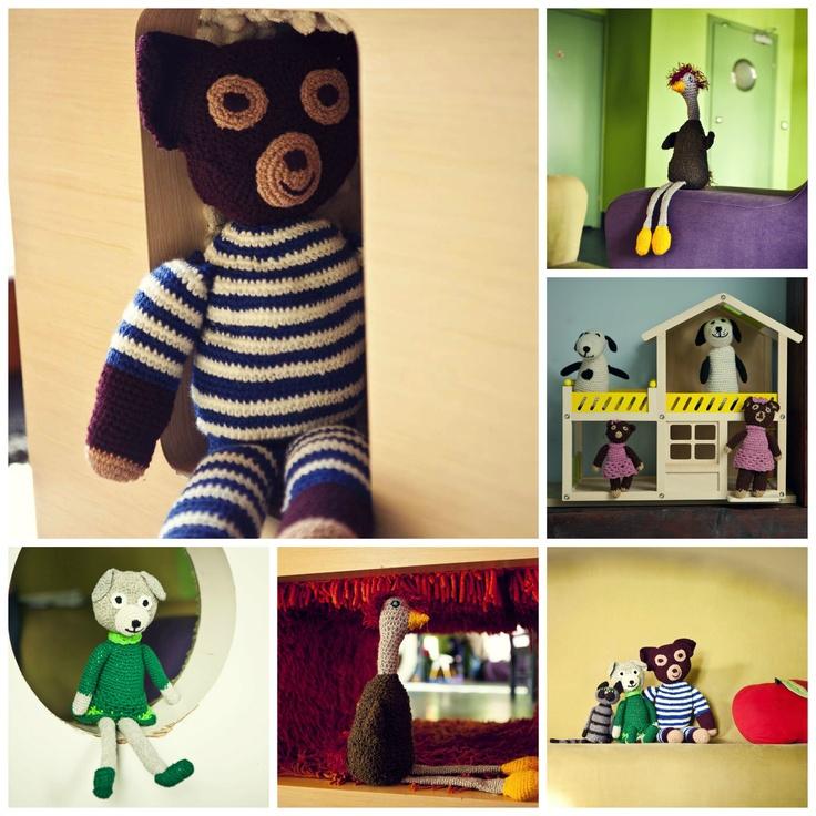 Manufaktura`s Crochet World