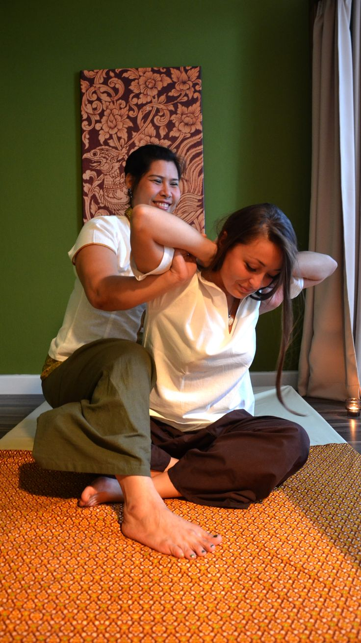 sabaidee thai massage thai lund