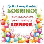 Bellas Felicitaciones a Mi Sobrino Por Su Cumpleaños Para Enviar