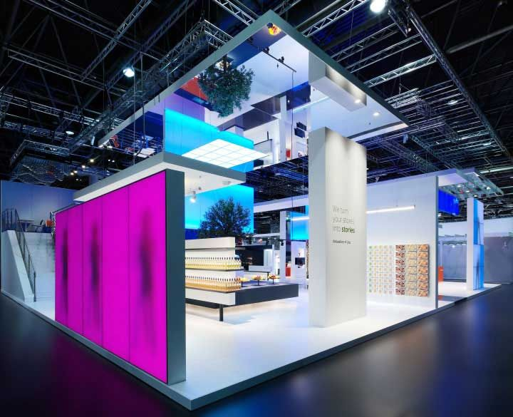 Exhibition Booth Inspiration : Best images about exhibition design on pinterest
