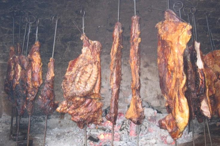 Platos típicos colombianos; Ternera a la Llanera