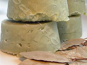 Лавровое мыло с нуля (рецепт и мастер-класс). | Ярмарка Мастеров - ручная работа, handmade