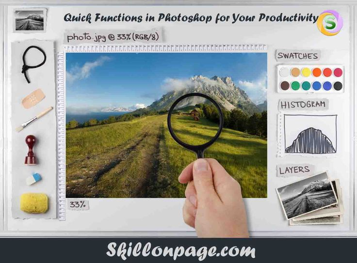 Quick Functions in Photoshop to Improve Your Image Editing Skills