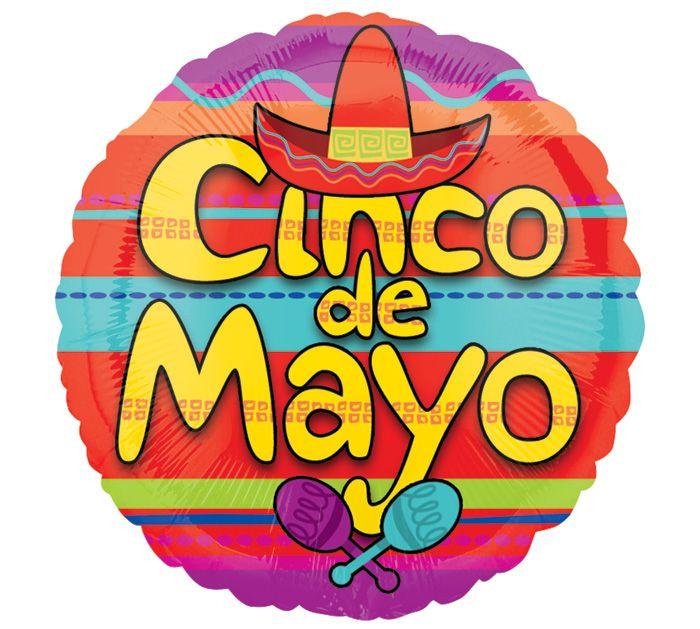 Time to Celebrate Cinco de Mayo soon! #burtonandburton #cincodemayo #balloons