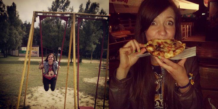 like a child ;)