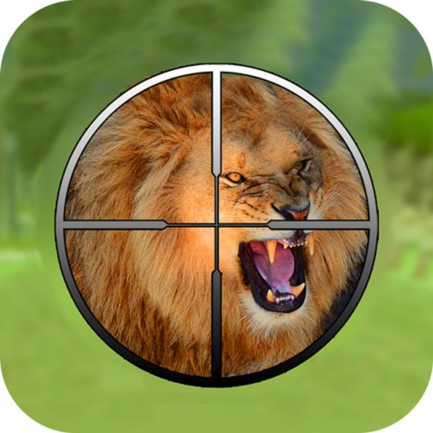 #NEW #iOS #APP Lion Hunting Sniper Shoot Killer pro - Muhammad Qasim
