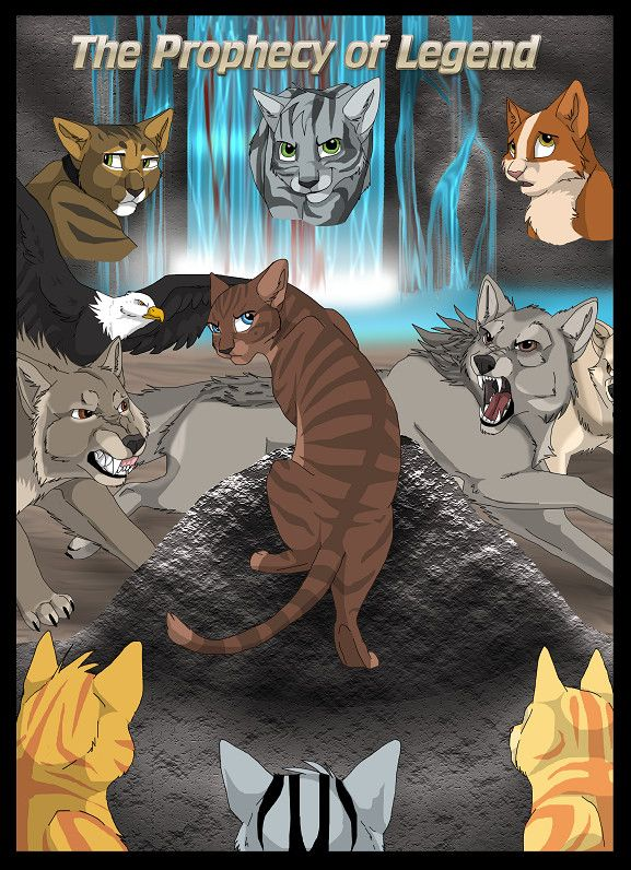 the prophecy of legend by brownwhisker on deviantART