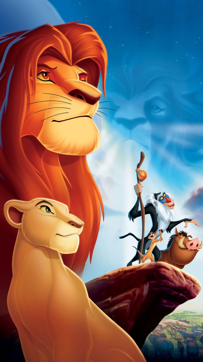 The Lion King 1994 Phone Wallpaper Moviemania Lion King Movie The Lion King 1994 Animated Movies