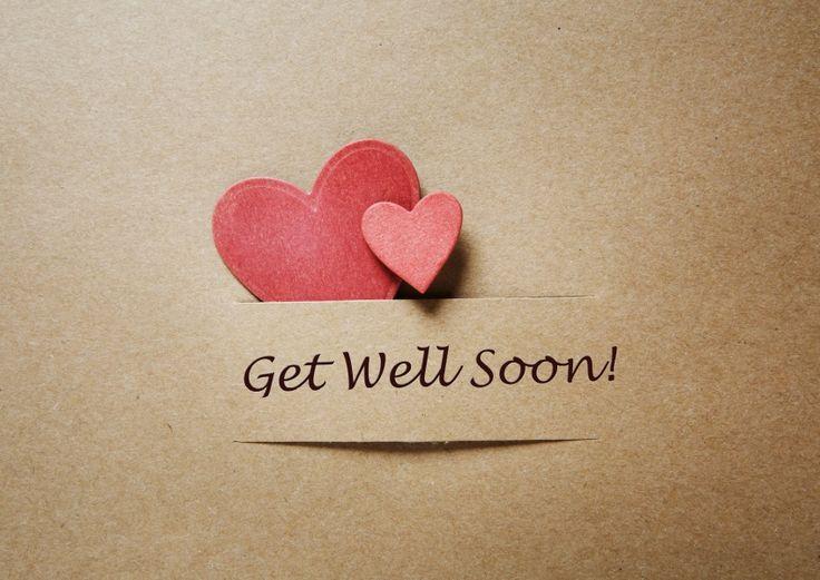 Gute Besserung -selbstgemacht | Gute Besserung | Echte Postkarten online versenden | MyPostcard.com